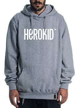 Herokid Winter Logo